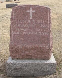 Preston B Bell