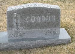 Hattie J Condon
