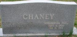Clifford Richmond Chaney