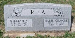 Marie <i>Gilmore</i> Rea