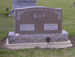 Betty Jean <i>Moorman</i> May