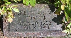 John Clarence Fowler, Jr