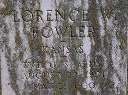 Lorence W. Fowler