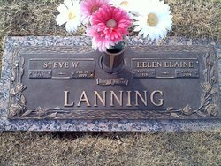 Helen Elaine <i>Lott</i> Lanning