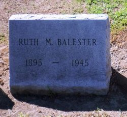 Ruth Madge <i>Watrous</i> Balester