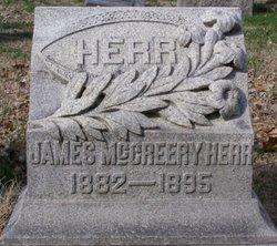 James McCreery Herr
