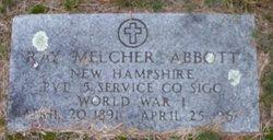 Ray Melcher Abbott