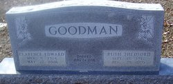 Ruth <i>Thedford</i> Goodman