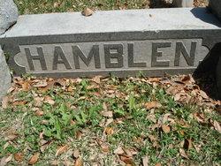 Isabelle <i>Terry</i> Hamblen