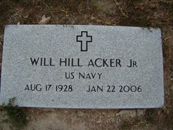 Will H. Acker, Jr