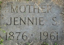 Jennie Frances <i>Smith</i> Carter