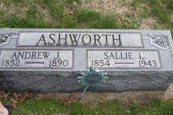 Sallie L <i>Green</i> Ashworth