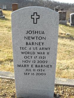 Joshua Newton Barney