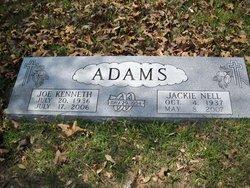 Joe Kenneth Adams