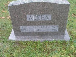 Clara May <i>Radley</i> Alley