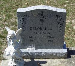 Deborah J Addison