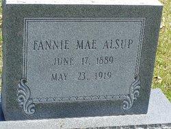 Fannie Mae Alsup