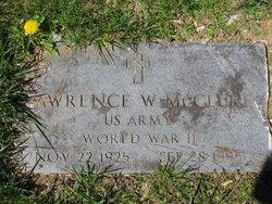 Lawrence William Bill McClure