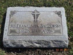 Rev Franciszek Baczewski