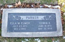 Ella Maud <i>Elmer</i> Parker