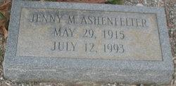 Jenny <i>Mayhew</i> Ashenfelter