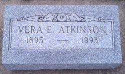 Vera E. Atkinson
