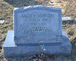 Sallie F. Ashburne
