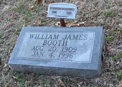 William James Booth