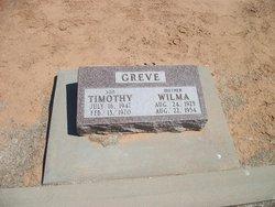 Timothy Greve