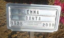 Emma Jane <i>Mangrum</i> Banta