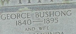 George Bushong White
