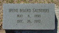 Irene <i>Board</i> Saunders