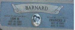 Ion H. Barnard