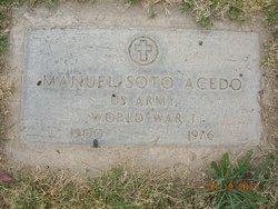 Manuel Soto Acedo