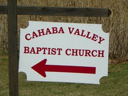 Cahaba Valley Baptist Church Cemetery
