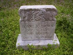 Bonnie Jo Brown