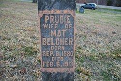 Prudence Martha Prudie <i>Strode</i> Belcher