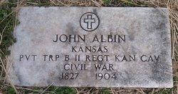 John Albin