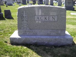 Charles C Acken
