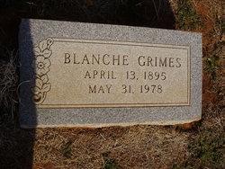 Blanch <i>Noles</i> Grimes