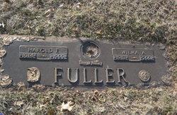 Harold Frances Fuller