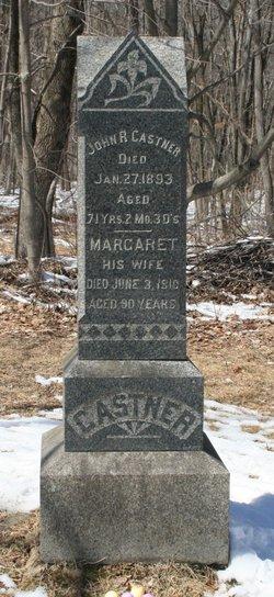 John R Castner