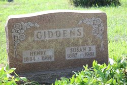 Henry D Giddens