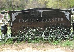Mary <i>Erwin</i> Alexander