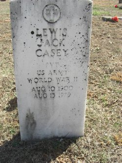 Lewis Jack Casey