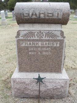 Frank Garst