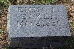 Emma L. <i>Gilliam</i> Baker
