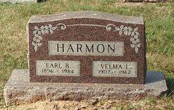 Velma Lottie <i>Hammond</i> Harmon