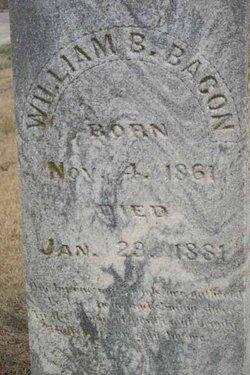William B Bacon