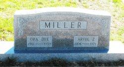 Ora Dee <i>Beal</i> Miller